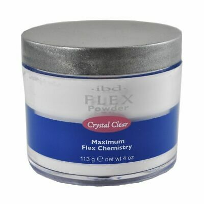 IBD Flex Powder Crystal Clear 113 gr (4 oz)
