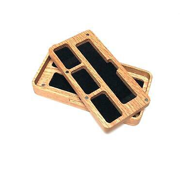 Travel Case for Pax Era device WOOD (Fits Pax device & 4 pods) by Jwraps