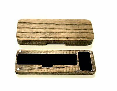 Travel Case for Pax Era device, Distressed Wood, by Jwraps