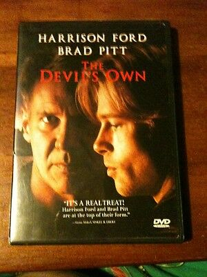The Devil's Own (DVD, 1998, Closed Caption; Subtitled in multiple languages)