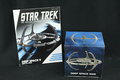 Eaglemoss Star Trek Starships Deep Space 9 Space Station, Special Issue Magazine