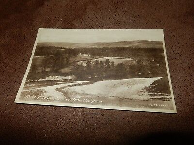 1940s Westmorland postcard - Kirkby Lonsdale - Kendal - Lake District / Cumbria