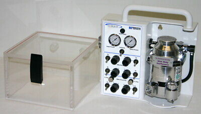Vetequip Rodent Circuit Controller Anesthesia System, Model Rc2