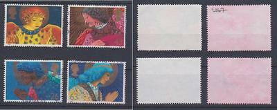 GB---Commemorative,   2 Nov/98 issue,  part set of 5,   Used