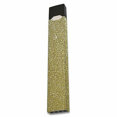Gold Sparkle Juul Skin
