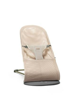 Baby Bjorn Bouncer Bliss (Pearly Pink Mesh) (BabyBjorn) Free Shipping!