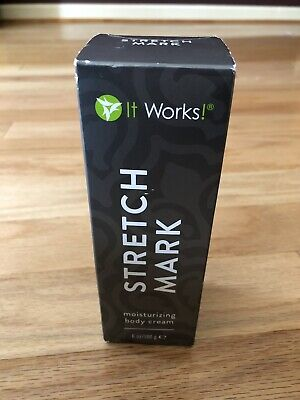 It Works! Stretch Mark. Moisturizing Body Cream, Natural and Effective! NEW