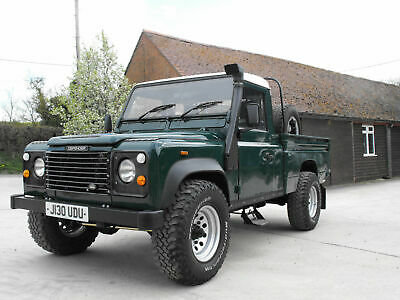 1992 Land Rover Defender 110 hi cap pick up land rover defender 110