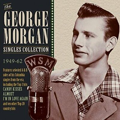 George Morgan: The Singles Collection 1949-62 (2-CD)