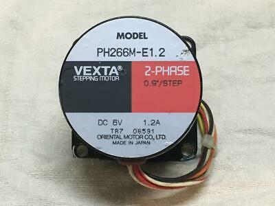 VEXTA Stepping Motor 2-Phase 0.9*/Step Model PH266M-E1.2 DC 6V 1.2A