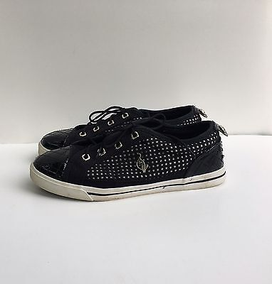ec53750ad58e2 BABY PHAT BLACK Fashion Sneakers women's shoes Size-6M
