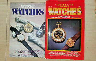 Antique Pocket Watch & Clock Books Price Repair Guides, Research Articles