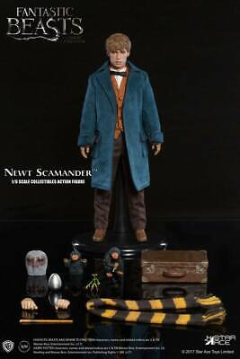Harry Potter Fantastic Beasts Triton Scamander With Bonnus 1/6 Figurine Star