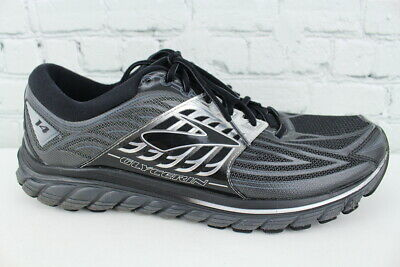 7e4a12635f4 BROOKS GLYCERIN 14 Mens Running Shoes Black Red Gray 1102361D082 ...