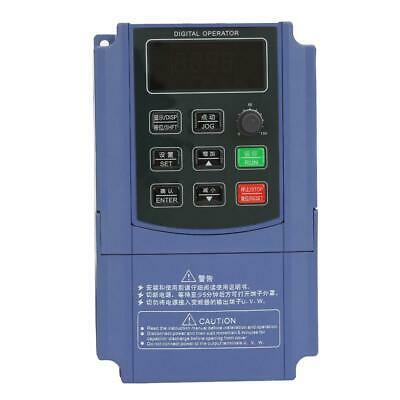 380V 1.5KW Three Phase Input Three Phase Output Frequency Converter VFD
