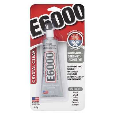 NEW E6000 Crystal Clear Glue Tube By Spotlight