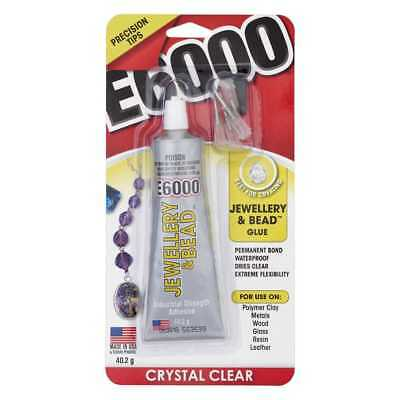 NEW E6000 Crystal Clear Jewellery & Bead Glue By Spotlight