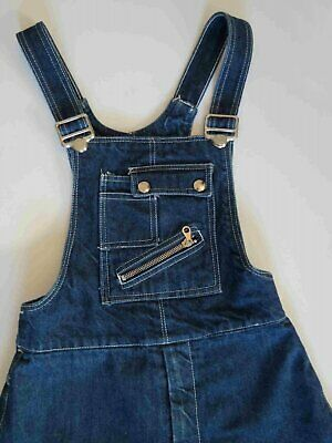 Denim Overalls by Vous - 1980s