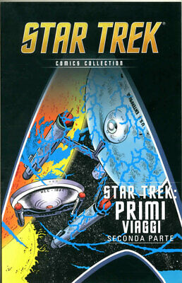 fumetto  STAR TREK COMICS COLLECTION GAZZETTA DELLO SPORT numero 18