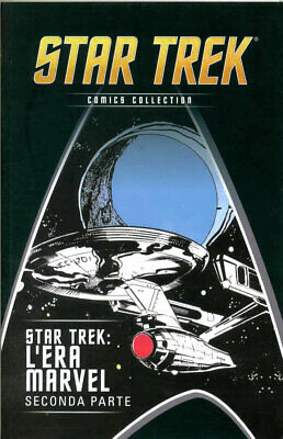 fumetto  STAR TREK COMICS COLLECTION GAZZETTA DELLO SPORT numero 19
