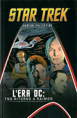 fumetto  STAR TREK COMICS COLLECTION GAZZETTA DELLO SPORT numero 32