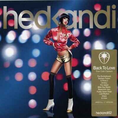 Hed Kandi - Back To Love 2006 (2 X CD)