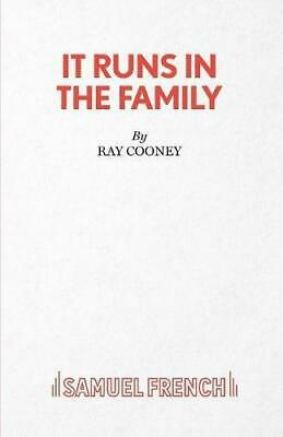 It Runs in the Family - A Comedy (Acting Edition), Cooney, Ray, Good Condition B