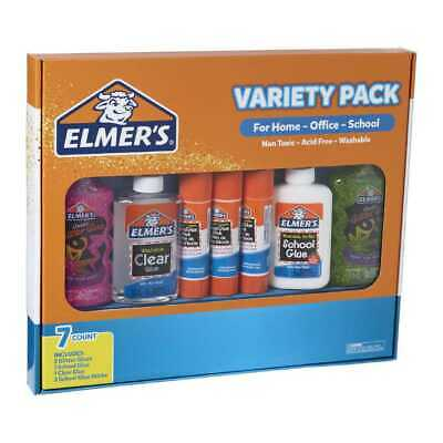 NEW Elmers Variety Glue Pack By Spotlight