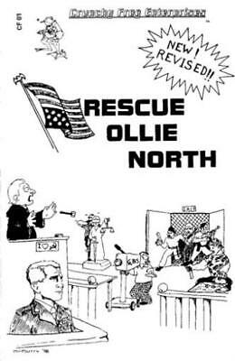 Crunchy Frog Boardgame Rescue Ollie North (Revised Edition) Zip VG+
