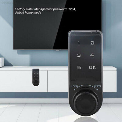 116F Universal Business Password Lock Home Security Touch Keypad ABS