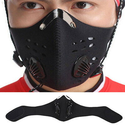 BC47 Gas Filter Dust Mask Portable Dustproof Outdoor Anti-Fog Mask