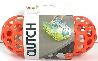 Boon Clutch Baby Bottle Accessory Dishwasher Basket Nipples Sippy Cups Holder