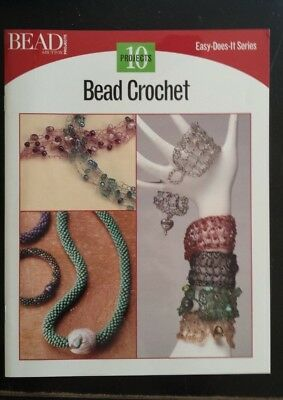 Bead And Buttons Bead Crochet Book