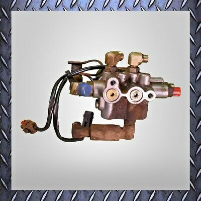 USED CAT 303C CR Control Manifold (Hyd. Lockout, speed select) 274-4199 /