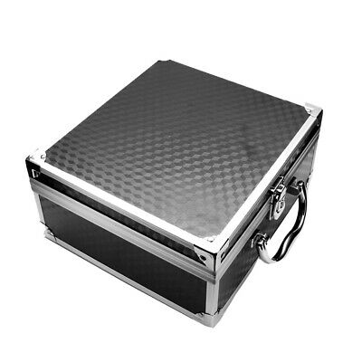 Makeup Cosmetic Professional Travel Tattoo Case Carry Box Aluminum Organizer