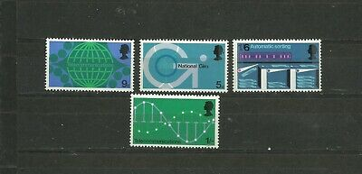 Great Britain 1969 Post Office Technology Commemoration Mnh