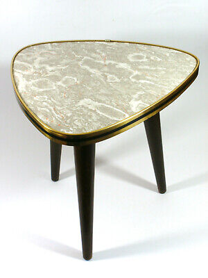 1950/60s DANISH MODERN PLANT STAND DISPLAY TABLE VINTAGE EAMES