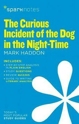 Curious Incident of the Dog in the Night-Time (SparkNotes Literature Guide), Ver