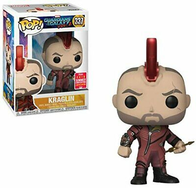 Guardians of the Galaxy: Vol. 2 Kraglin Pop! Funko Vinyl Figure Bobble SDCC 2018