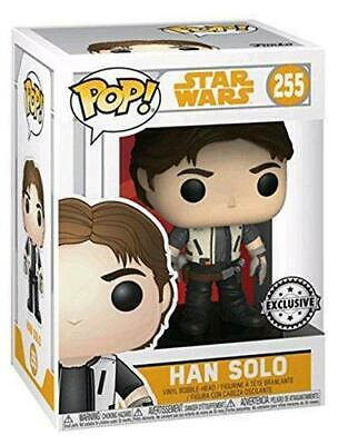 NEW Star Wars Funko POP! EXCLUSIVE Han Solo Figure 255