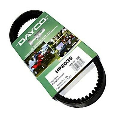 Drive Belt Bombardier Outlander 330 400 03-06 Dayco Hp 2035