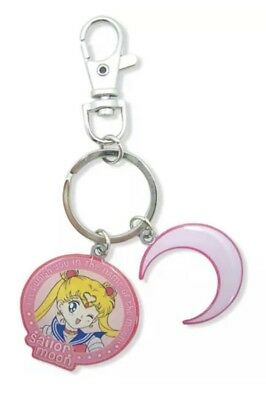 Sailor Jupiter Lanyard by GE Animation 37695 Keychain Charm ID Sailor Moon R