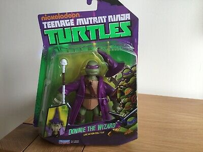 Teenage Mutant Ninja Turtles Donnie The Wizard Figure