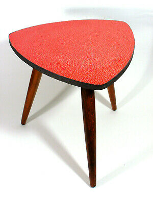 1950/60s DANISH MODERN PLANT STAND DISPLAY TABLE VINTAGE EAMES RETRO