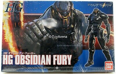 Bandai HG Obsidian Fury action figure kit Pacific Rim Uprising