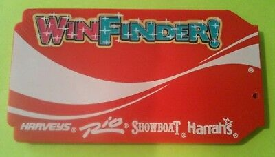 Rio, Showboat ++ Casino Las Vegas, Nevada Win Finders Great For Any Collection!