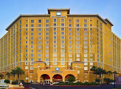 Las Vegas, Wyndham Grand Desert, 1 Bedroom Deluxe, 13 - 16 June 2019