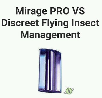 Mirage PRO VS 2 flying insect unit insect-o-cuter