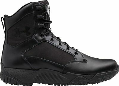 Under Armour Men's UA Stellar Tac Tactical Boot 1268951 001 Black