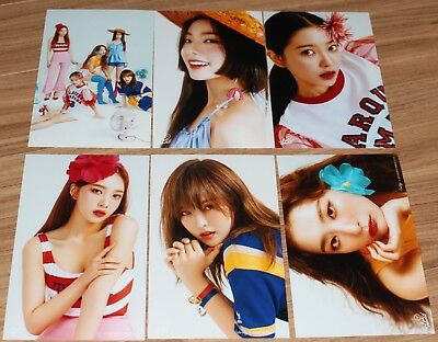Red Velvet Smtown Giftshop Official Goods Summer Magic 4X6 Size Photo New